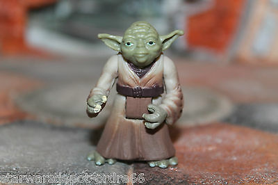 Yoda Star Wars Power Of The Force 2 1998 loose