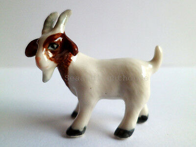 GOAT Ceramic Porcelain Farm Animal Figurine Collectible Home Decor Gifts New