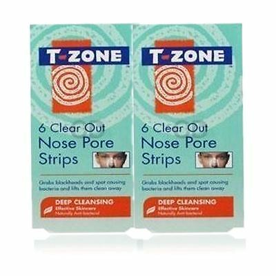 T-Zone Instant Fix Nose Pore Strips - 2 Pack