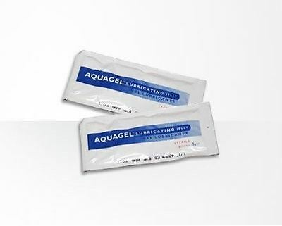 Aquagel Personal Lubricating Jelly 5g sachets - 10 Pack