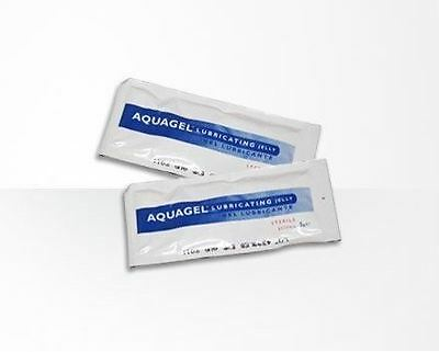 Aquagel Personal Lubricating Jelly 5g sachets - 150 Pack