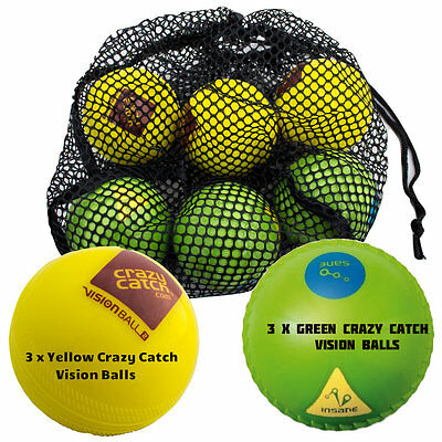 Crazy Catch Vision balls Hand eye coordination peripheral vision training