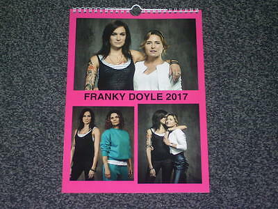 Wentworth  Dvd Inspired Franky Doyle Calendar 2017 *great Gift* Uk Seller