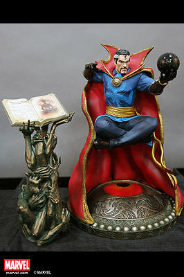 XM Studios DR. STRANGE STATUE Figure in US by US Seller FREE SHIP Brand New