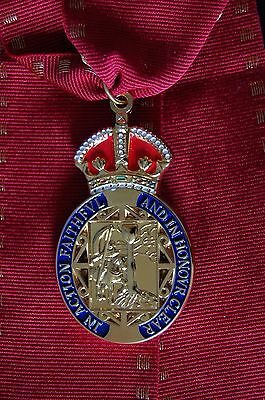 The Order Of The Companions Of Hounor Neck Badge