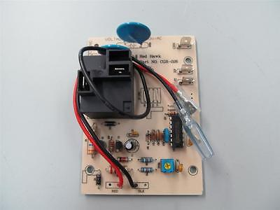 EZGO Golf Cart 36 Volt PowerWise Charger Timer Control-Input board   #CGR 026