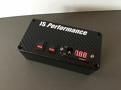 Losi 5ive-T / Mini - JS Performance Custom Battery/Radio Box with Voltage Meter