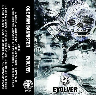 One Man Bannister- Evolver  Flying Nun Beatles-Tribute Sneaky Feelings The Clean