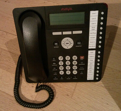 Avaya 1616 IP Office Phone Avaya 1616 + Stand