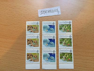 Lot of Seychelles stamps  - MINT - BARGAIN FREE POSTAGE