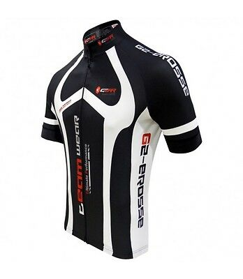 Men Cycling Jersey Bicycle Sportswear Top Cycling Clothing-Short sleeves