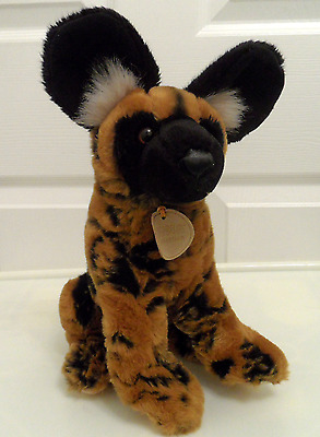 Ravensden Suma Collection Soft Toy Hunting Dog 30cm Large BEAUTIFUL WILD ANIMAL