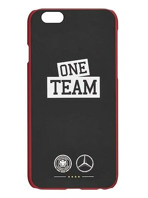 Original Mercedes-Benz Phone case for iPhone 6/6s one Team black EM2016