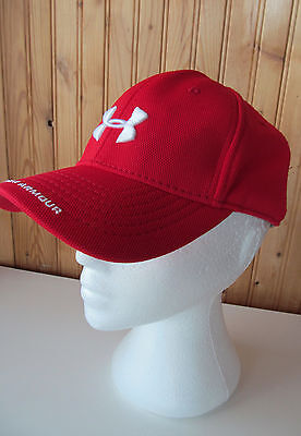 Under Armour Baseball type cap - Bright Red - Small