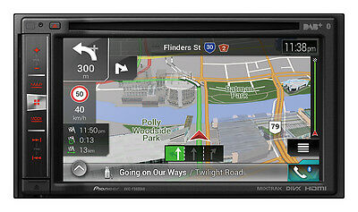 Pioneer AVIC-F980DAB GPS Nav, CarPlay, Bluetooth, DAB+ & BONUS reverse camera.