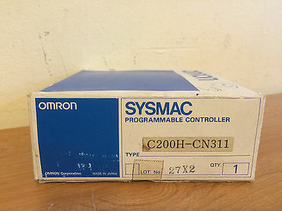 NIB Omron C200H-CN311 Sysmac Programmable Controller