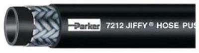 "IH 7212-501BK  - Parker 1/2"" Jiffy Hose - 300 PSI - PRICED BY THE FOOT"