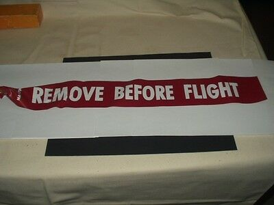 1 each Remove Before Flight 24 inch streamer NAS 1756-24