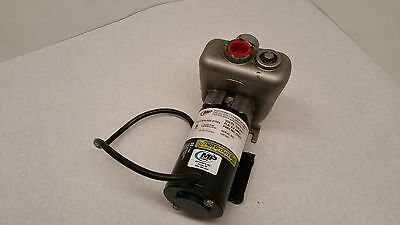 MP Pumps Stainless Steel  Centrifugal Pump 115 VAC 2.2 Amps