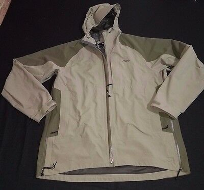 Mens OR Outdoor Research Gortex ski jacket size Large XL