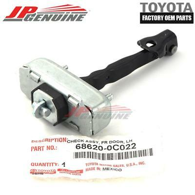 Genuine Oem Toyota (Lh) Driver Front Door Check Strap Stopper 68620-0C022