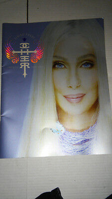 Cher --Living Proof The Farewell Tour 2003 Program