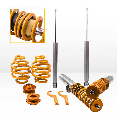 SOSPENSIONI COILOVER KIT SHOCK per BMW 3 Series E46 320i 323Ci 325i 328i 330i M3