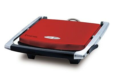 Russell Hobbs Sandwich Press - Red RHSP801RED