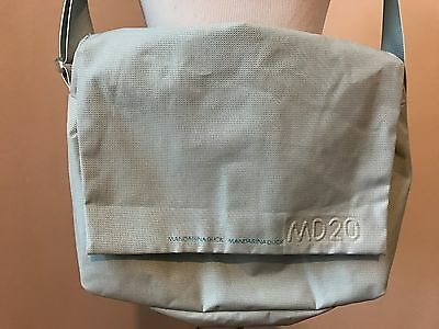 MANDARINA DUCK MD20 Crossover Crossbody Purse Handbag Messenger Bag
