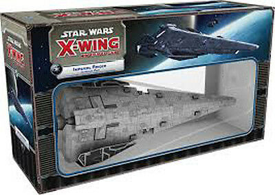 Star Wars X-Wing Imperial Raider Huge Ship & Huge Ship Upgrade Only
