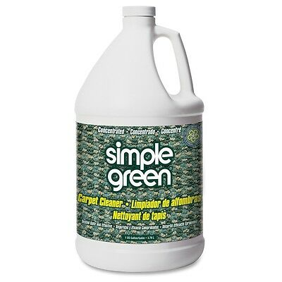 Simple Green Carpet Cleaner - Concentrate Liquid Solution - 1 gal (128 fl...