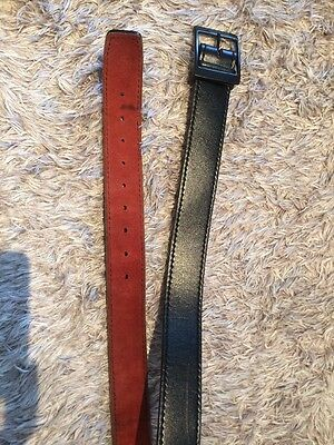 Price Western Top Quality Leather Belt Made For The Forces
