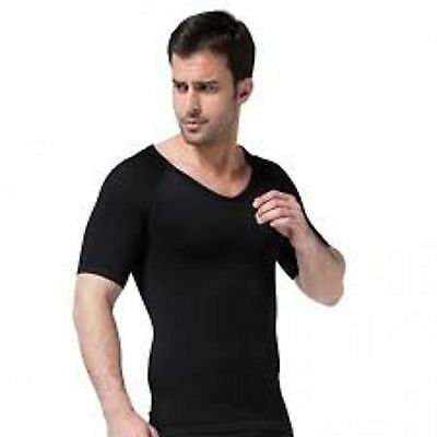 Hot Shapers Maglia T-Shirt Sauna Dimagrante Fitness Suda Running Uomo Donna