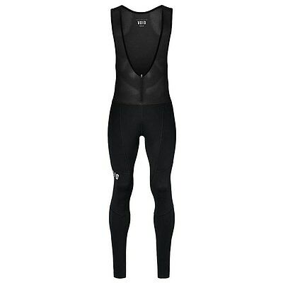 Void Mens Winter Cycling Bib Tights / Longs Black