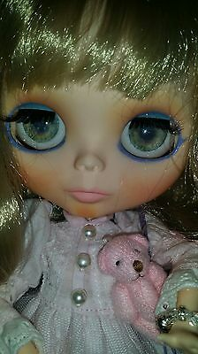 Ooak Customised Blythe doll, Lolita outfit & extras! Jointed Blonde UK SELLER