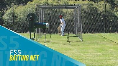 Paceman Dimension FS5 Sport Home Ground Cricket Net FREE POSTAGE
