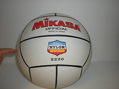 NEW Mikasa Official Indoor Volleyball made in Japan CLEARANCE