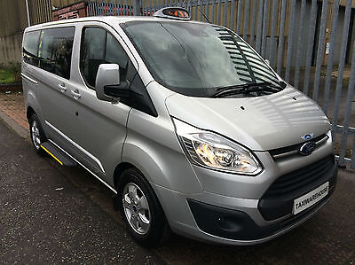 ** Ford Transit Taxi 2017 Unregistered **