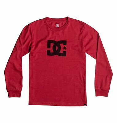 DC Shoes™ Star - Long Sleeve T-Shirt - Camiseta de Manga Larga - Chicos