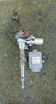 Mgf Mgtf Electric Power Assisted Steering Column And Ecu With Wiring For Kit Car