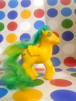 My Little Pony Masquerade - Diamond Green Eyes - Made In Spain - Offers Welcome!