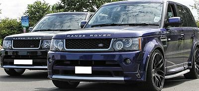 Range Rover Sport RS Fender Pack Body Kit Models 2010-2013