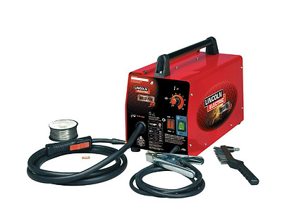 Lincoln Electric Weld FluxPack HD Wire Feed Welder, Steel, Welding Conctractor