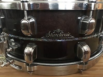 "Tama Starclassic 14"" X 51/2"" All Maple Snare Drum With Hardcase"