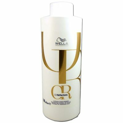 Wella Oil Reflections Shampoo 1000 ml