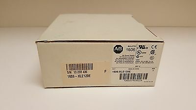 Sealed NIB Allen Bradley 1606-XLE120E DC Power Supply