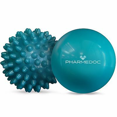 PharMeDoc Massage Therapy Balls - Deep Tissue, Pressure, Trigger Point Relief