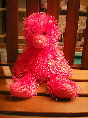 ty punkies collection 2003 pink monkey girls&boys  9 inch