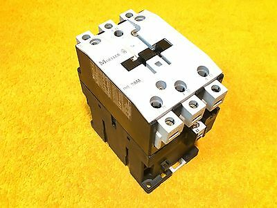 Moeller  Dil2Am-G  3-Pole 90 Amp 600 Volt Contactor 24 Volt Coil *cosmetic Flaw*