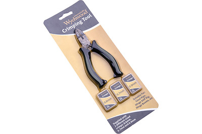 Wychwood Carp Fishing NEW Crimping Crimp Tool Pliers with Crimps